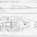 Impala 28 Deck Plan