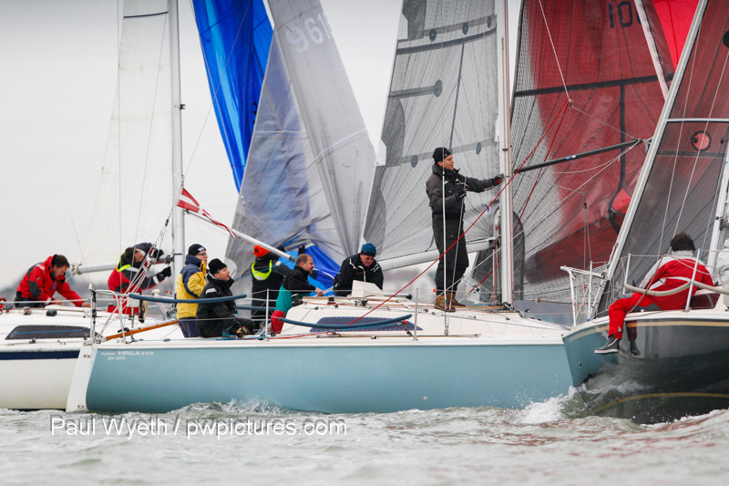 Hamble Winter Series 2013