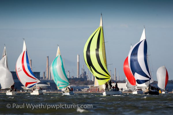 Hamble Winter Series 2015